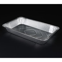 Durable Packaging Full Size, Deep Disposable Steam Table Pans
