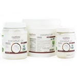Nutiva Coconut Oil, Virgin - Organic