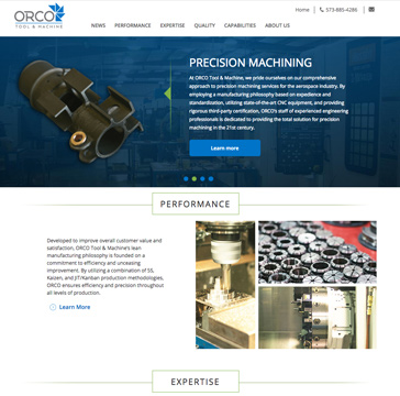 Orco Tool and Machine