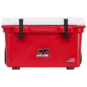 Red/White 26 Quart
