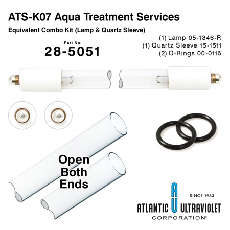 Aqua Treatement Services ATS-K07 Service kit for DWS-7