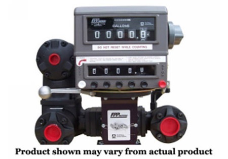 "3"" Aluminum Mechanical Flow Meter"