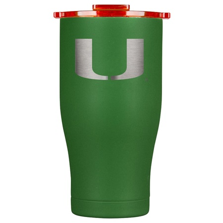 Miami 27oz Chaser Green/Orange