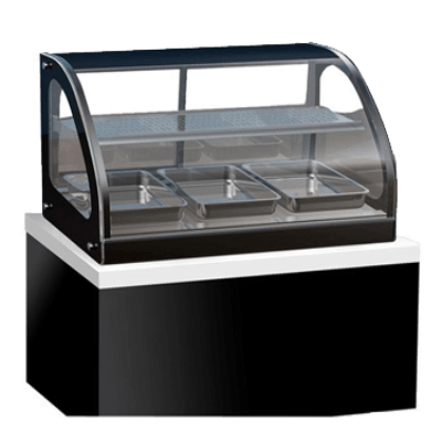 Vollrath 40847 Heated Display Cabinet 60""
