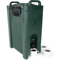Cambro 5 Gallon Plastic Latch Camtainer
