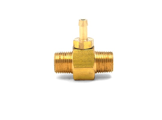 "MTM Hydro 3/8"" Fixed Chemical Injector with 1.8mm Orifice"