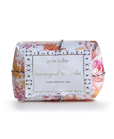 Grapefruit Oleander Large Bar Soap