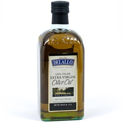 Olive Oil, Extra Virgin (DeLallo®) - 33.8 oz