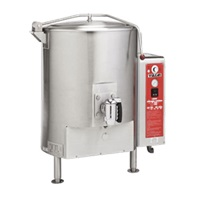 Vulcan GT125E Fully Jacketed Stationary Kettle Gas