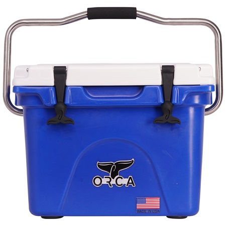 Blue/White 20 Quart