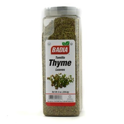 Thyme Leaves, Whole