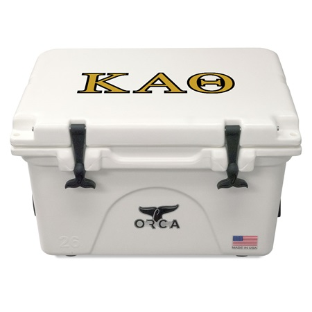 Kappa Alpha Theta White 26 Quart