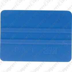 "4"" 3-M Blue Bondo Card"