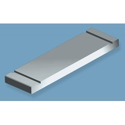 Arc Chamber Side Plate, Tungsten