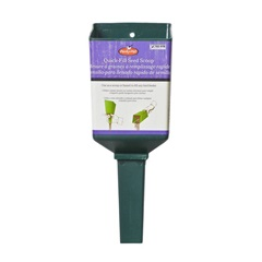 Quick Fill Bird Seed Scoop
