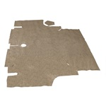 67-68 Coupe Convertible Trunk Mat (Speckled)
