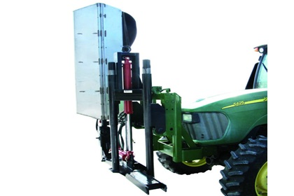 Front Mounted Single Side Citrus Herbicide Boom