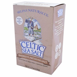 Celtic Fossil River Smoked Salt (5.3 oz)