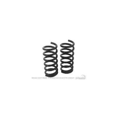 1964-66 Mustang Stock Coil Springs (V8 w/out AC)