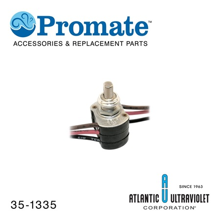 Promate 2-Lamp Starter Switch