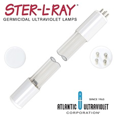 36A-4P / UV Lamp with Armorlite for Nutripure Model 9-ASC