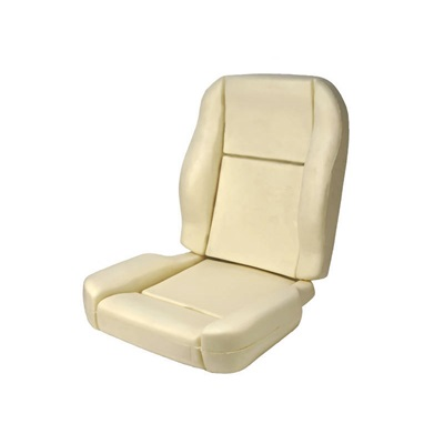 1968 Seat Cushion Set with Listing Wires