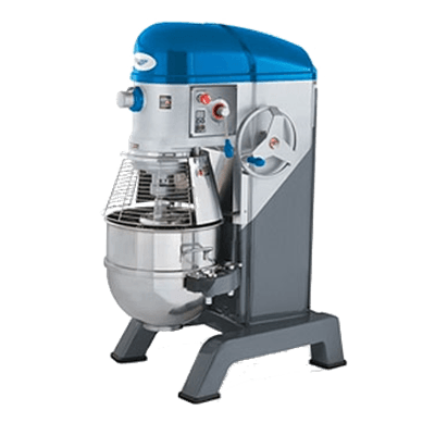 Vollrath Belt-Driven 60 qt Mixer w/Guard