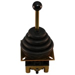 4-Way Air Valve Joystick (Square Base)