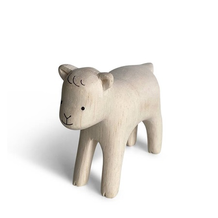 T-Lab Wooden Animal - Kid Goat