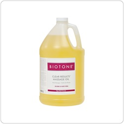 BIOTONE® Clear Results Massage Oil