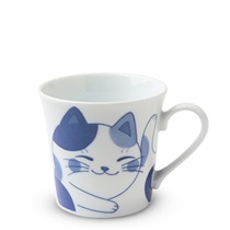 Blue Cats 9 Oz. Mug