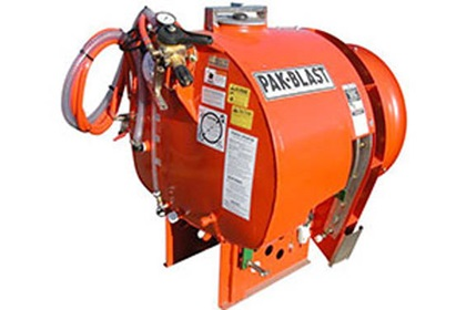 Rears 50 Gallon Pak-Blast Sprayer