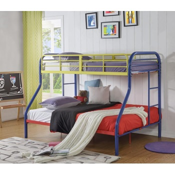 02043RNB RAIBOW T/F BUNKBED KD VERSION