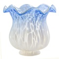 SHADE, SGL TULIP LILY BLUE