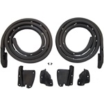 Door Weatherstrip Set