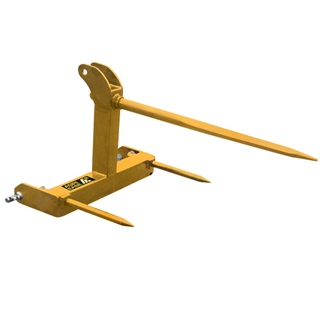 3PT Hitch Bale Spear