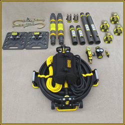 Partech Rapid Extrication Kit