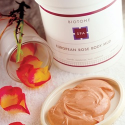 BIOTONE® Spa European Rose Body Mud
