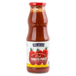 Rich Tomato Puree (Passata) by DeLallo