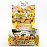 Almond Bar - 1.9 oz (Box of 20)