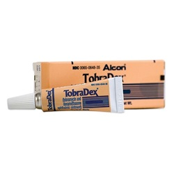 TobraDex Ointment 3.5gm