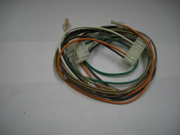 9 Pin Wiring Harness 120V (not shown) High Aludes , (Obsolete)  Pin Wiring Harness on