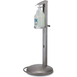 EZ Step  Foot Activated Hand Sanitizer Dispenser  (Best Sanitizers)
