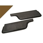 67-68 Sun Visor (Saddle)