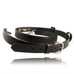 Boston Leather 6543-1 Firefighter Radio Strap