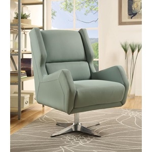 59736 GRAY STONE ACCENT CHAIR