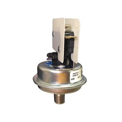 "PRESSURE SWITCH: 3AMP SPST 1/8"" NPT  2PSI"