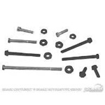 Water Pump Bolts (260, 289 without A/C)