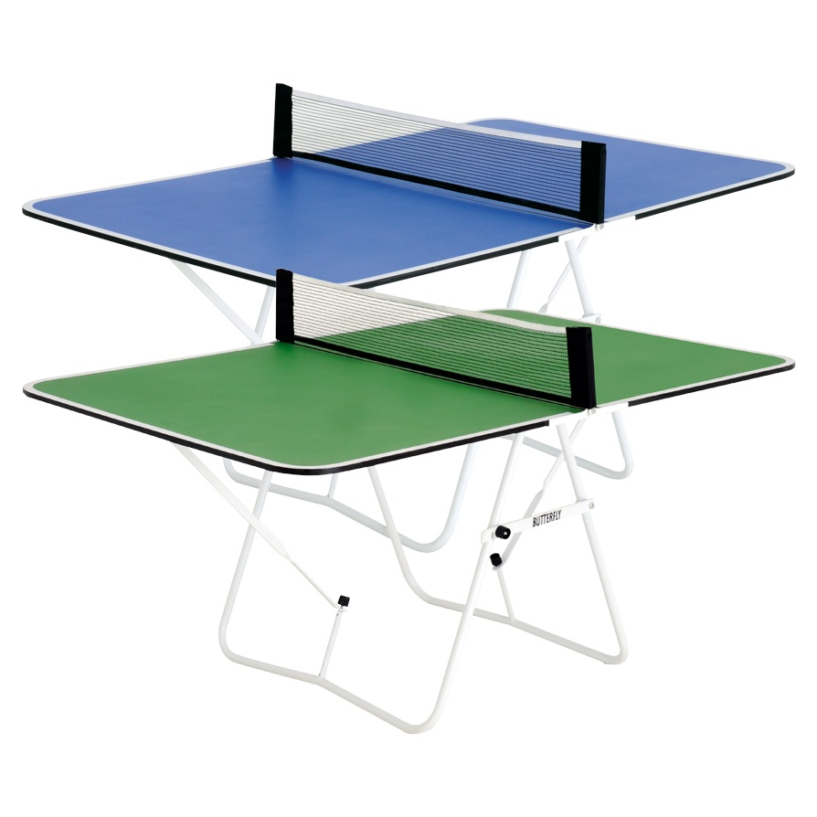 Butterfly Table Tennis - Fun Table: Lightweight & Foldable