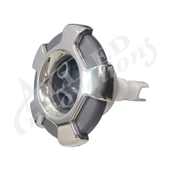 "JET INTERNAL: 4-1/4"" TYPHOON DOUBLE ROTATIONAL WITH STAINLESS STEEL ESCUTCHEON"
